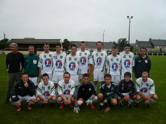 Equipe B saison 2009-2010