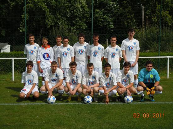 U19 SAISON 2011-2012