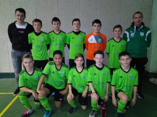 Equipe u13 futsal le 21 12 2019