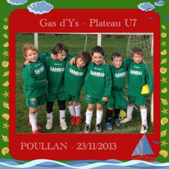 U7 plateau 1